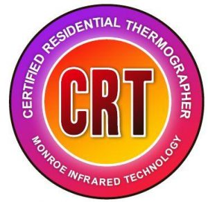 Certified Residential Thermographer emblem